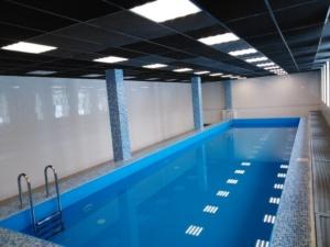 В санатории заработал бассейн