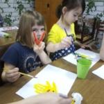 Кружок «Нетрадиционная техника рисования»